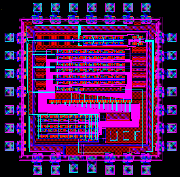 Grant H  - CRC-32 VLSI Design using Cadence's Virtuoso